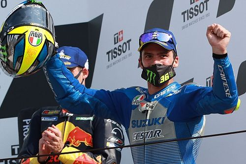 "Mir: Title bid ""starts here now"" after third podium"