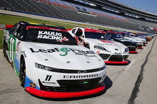 2021 NASCAR Xfinity Series schedule released
