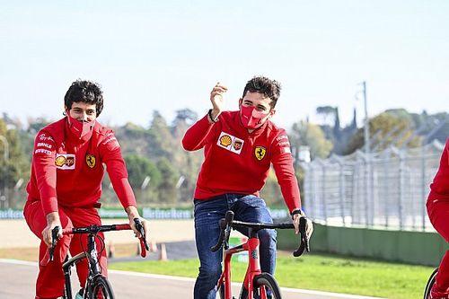 """Ceccarelli: """"Ecco perché ai piloti di F1 serve andare in bicicletta"""""""