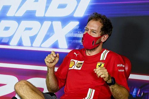 A Vettel no le preocupa tener solo día y medio de pretemporada