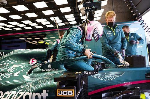 Vettel Masih Butuh Waktu untuk Adaptasi