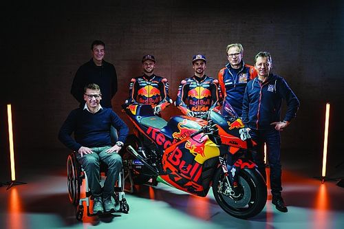 KTM won't race with a 'super engine' in 2021
