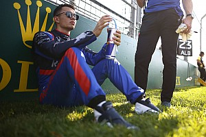 F1: Toro Rosso impressionada com
