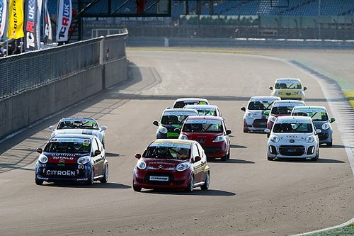 New rookie class and British GT appearance for CityCar Cup