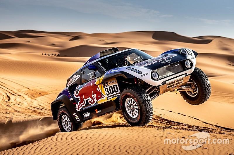Sainz has reliability concerns over Mini Dakar buggy