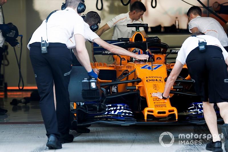 McLaren lança vídeo com carro de 2019 sendo ligado