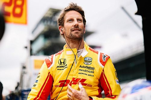 Romain Grosjean tendrá un nuevo trasplante de piel