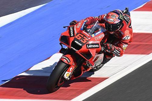 Directo: la clasificación del Gran Premio de San Marino de MotoGP