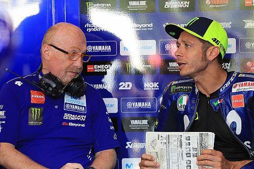 Rossi names reasons behind Galbusera split