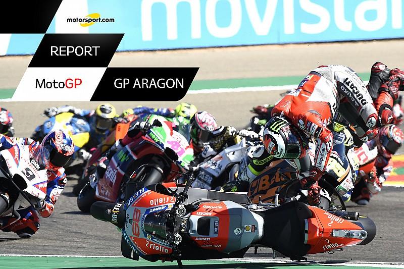Motorsport Report: Lorenzo lamentoso o Marquez cattivo nel GP di Aragon?