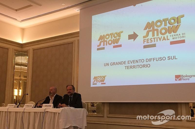 Il Motor Show senza Area 48 si trasferisce a Modena e si trasforma in Festival