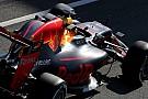 Red Bull протестирует систему, альтернативную Halo
