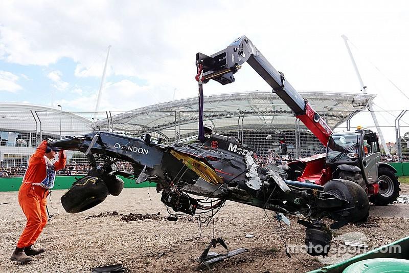 No action over Alonso/Gutierrez crash