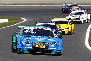DTM Комментарий Audi