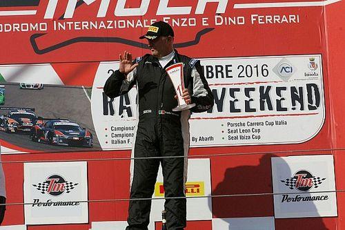 Paolo Venerosi, un gentleman driver con un cuore Porsche