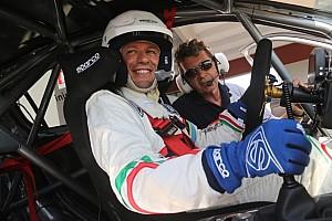 TCR Italia Ultime notizie Stefano Accorsi debutta da vero pilota nel TCR Italy con Peugeot