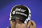 Force India: Перес залишиться з нами