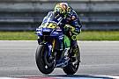 Rossi no usará el nuevo carenado de Yamaha en Austria