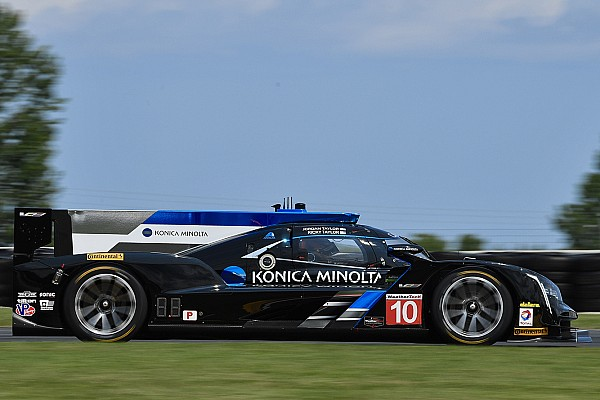 Q&A: Hunter-Reay on racing Petit Le Mans in WTR Cadillac