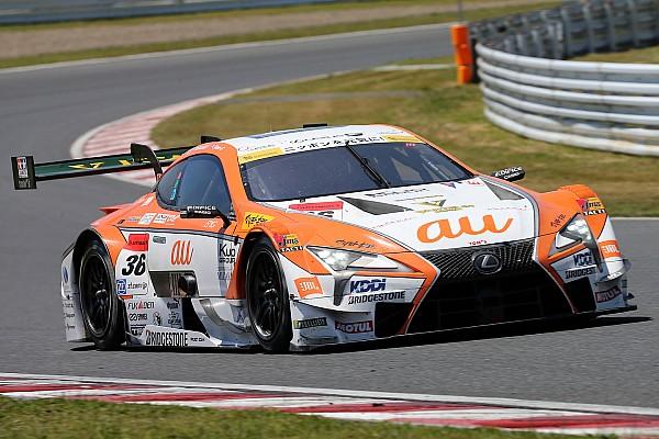 Super GT Autopolis: Rossiter - Nakajima raih kemenangan untuk tim TOM'S