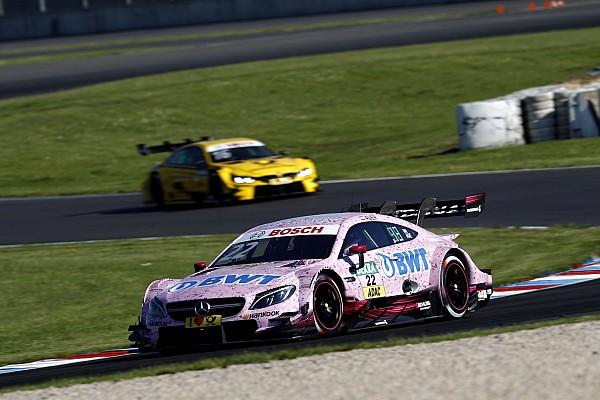 DTM Lausitzring DTM: Auer extends points lead with comfortable win