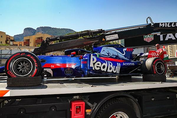 Формула 1 Важливі новини У Toro Rosso розлючені пілотуванням Переса
