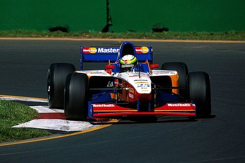 Ricardo Rosset: Underrated? Or one of F1's least-impressive drivers?