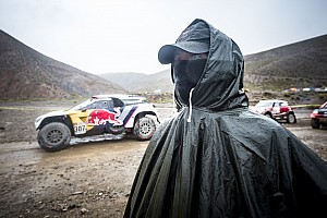 Dakar Breaking news Dakar Stage 6 cancelled due to poor weather