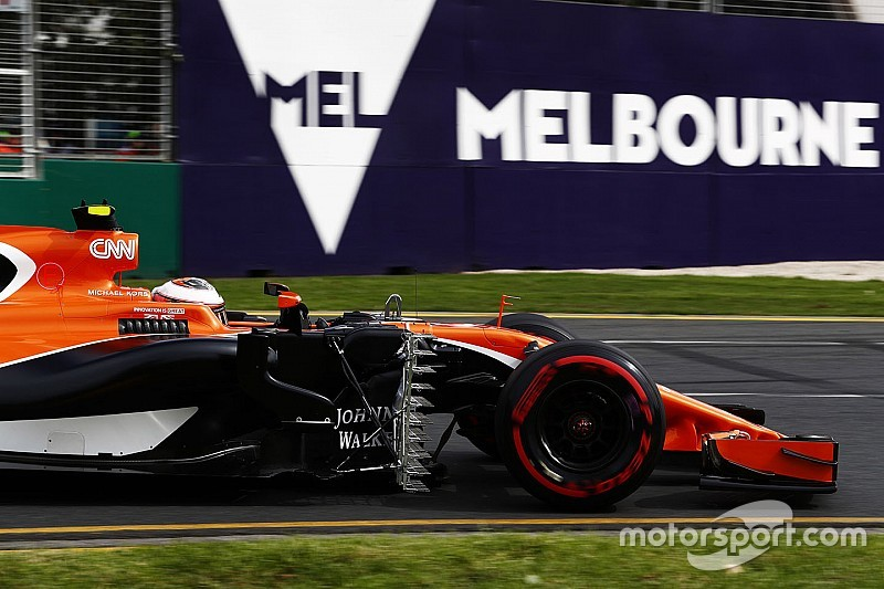 Tech analysis: McLaren pushes on with aero upgrades despite issues