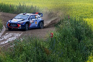 WRC Leg звіт Ралі Польща: Ньовілль має крихітну перевагу над Тянаком