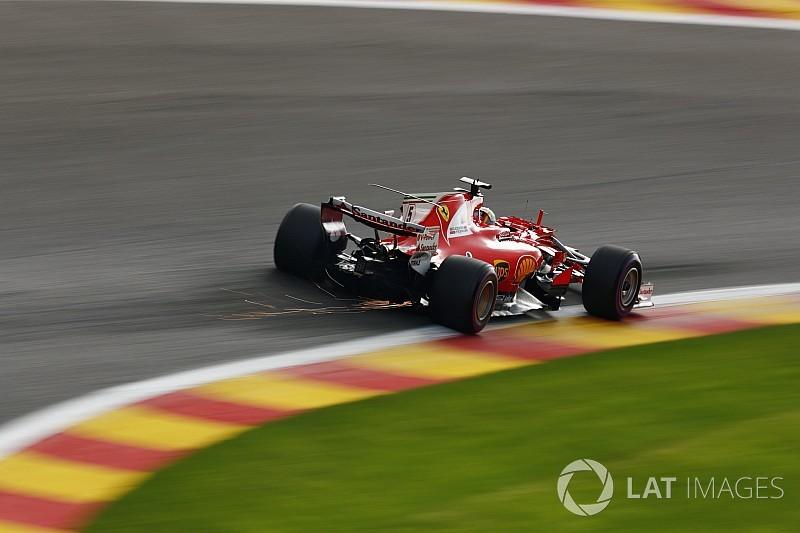 Em segundo no grid, Vettel agradece a Raikkonen por ajuda
