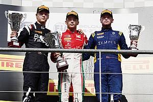 FIA F2 レースレポート 【F2スパ】レース1:ルクレールが6勝目。松下はトラブルで18位