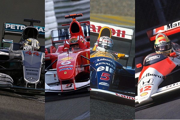 Оружие побед. Самые успешные машины в истории Ф1