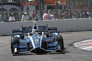 IndyCar BRÉKING Max Chilton