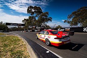 Supercars Qualifying report Bathurst 1000: McLaughlin tops crash-affected qualifying