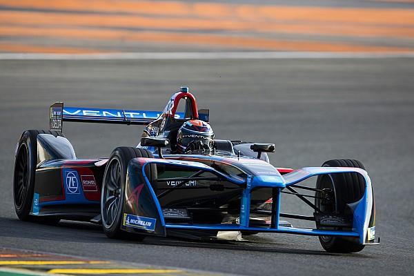 Venturi picks Mortara to partner Engel in Formula E