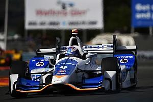 IndyCar Reporte de prácticas Dixon lidera la tercera en el Glen y Muñoz en 15°