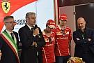Forma-1 A Ferrari elnyerte a Lorenzo Bandini díjat