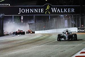F1 Noticias de última hora Mercedes no esperaba la victoria de Hamilton previo al arranque