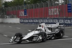 IndyCar Breaking news Penske drivers fast but still wrestling with setups