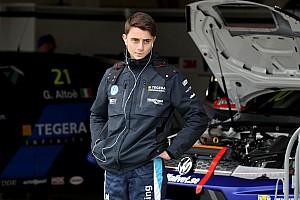 TCR Benelux Ultime notizie Giacomo Altoè sulla Golf della Delahaye Racing a Spa