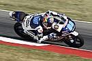 Moto3 Aragon, Libere 3: Martin rifila quasi 1