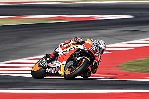 MotoGP Practice report FP1 MotoGP San Marino: Marquez dikepung duo Ducati