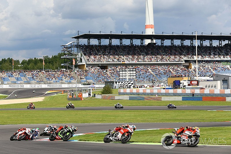 Brno masuk kalender World Superbike 2018