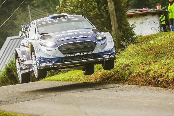 WRC 比赛报告 塔纳克赢下德国站,奥吉尔重回积分领跑