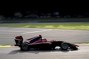 GP3 Репортаж з кваліфікації GP3 у Спа: Рассел виборов поул