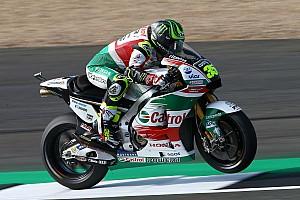 MotoGP Отчет о тренировке Кратчлоу стал быстрейшим по итогам пятницы в Сильверстоуне