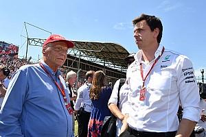 F1 Noticias de última hora Wolff desmintió a Lauda sobre el caso Vettel
