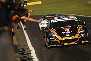 BTCC Race report Snetterton BTCC: Shedden wins after late-race Jordan heartbreak