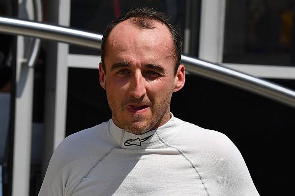Formula 1 Ultime notizie Kubica completa un altro test